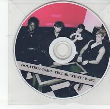 (DS848) Isolated Atoms, Tell Me What I Want - DJ DVD