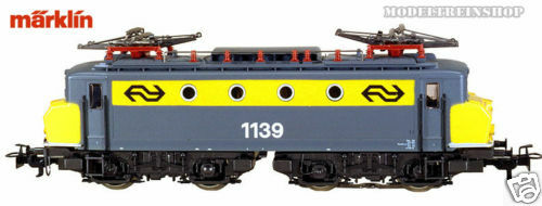 Marklin HO  3324 Electric Locomotive Of The Ducth NS