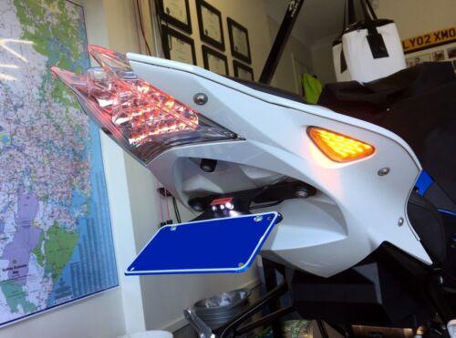 Bracket S1000R /& HP4 BMW S1000RR NTS LED Fender Eliminator Tail Tidy