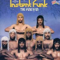 Instant Funk - Funk Is On [new Cd] on sale