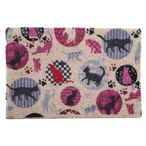PAILLASSON-TAPIS-BROSSE-COCO-CHATS