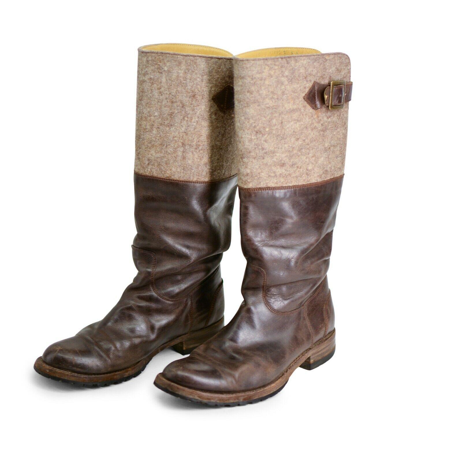prezzi bassissimi Sendra stivali stivali stivali donna LADY taglia EU40, UK7, US 7 1 2 Marrone MADE IN SPAGNA Autentico  Miglior prezzo