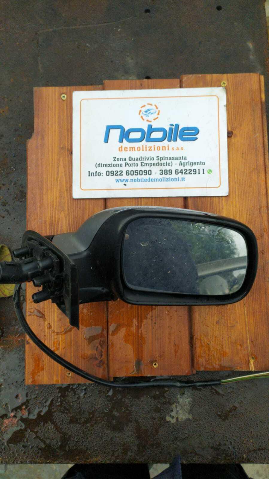 Specchio Retrovisore Peugeot 308 2013 Elett Destro Term