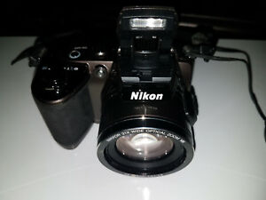 Nikon COOLPIX L120 Mac