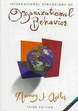 International Dimensions of Organizational Behavior-ExLibrary