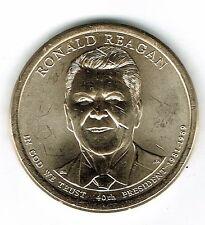 2016-P $1 Brilliant  Uncirculated 40TH President Ronald Reagan Dollar Coin!