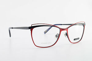 JOSHI-Brille-Mod-7743-Col-1-53-17-138-Stainless-Steel-Eyeglasses-Frame-NEW