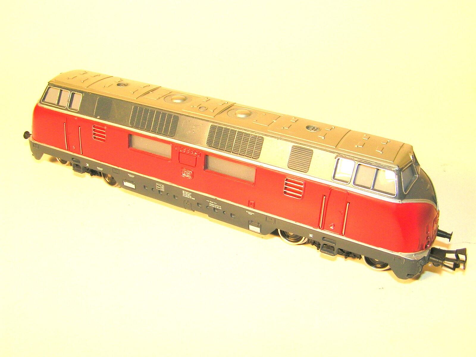 V 200 060 DB Treno   h0 WS  141