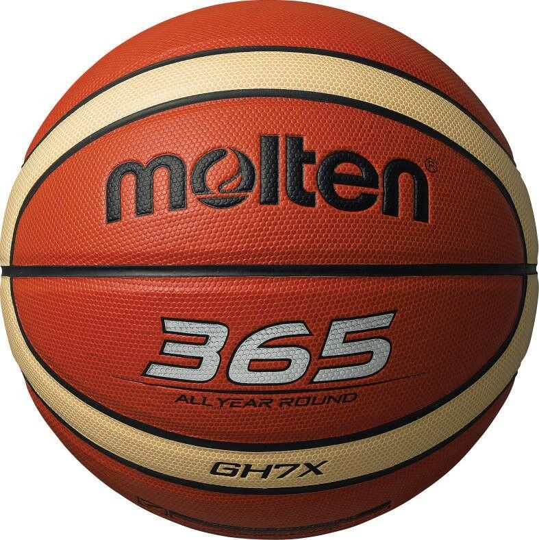 365  X TECHNOLOGY SYNTHETIC LEATHER BASKETBALL IN VARIOUS SIZES BGH5X-BGH7X