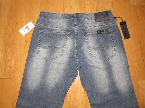 NWT Men/'s Buffalo David Bitton Driven-X Straight Stretch Jeans Retail $99.00