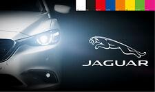 x2 Large Jaguar Logo Premium Vinyl Decals - Stickers