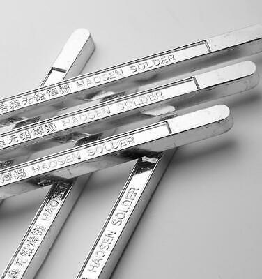 500g 99.3/% Pure New Tin Solder Bar Stick Lead Free Sn99.3 Cu0.7 Tins Bars Ingot