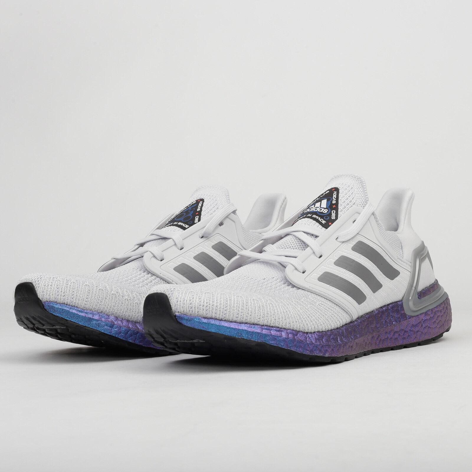 Adidas Ultraboost 20 US 10.5 (eur 44 2 3), Männer, Grau, EG0755
