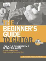 The Beginner's Guide To Guitar - Learn The Fundamentals Of Playing 000696461