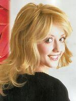 Imagination Wig Sabrina Blonde Heat Resistant Hair Hand Tied Monofilament Long