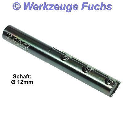 IGM HM HW WPL Wendeplatten Nutfräser Z1 14x50x12mm f. Oberfräse mit Wendemesser