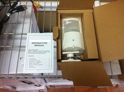 Covert  Motion Detector HD-SDI 1080P CCTV Hidden Spy Camera 2MP