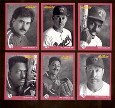 1991 Studio Texas Rangers Set JUAN GONZALEZ NOLAN RYAN RAFAEL PALMEIRO SIERRA