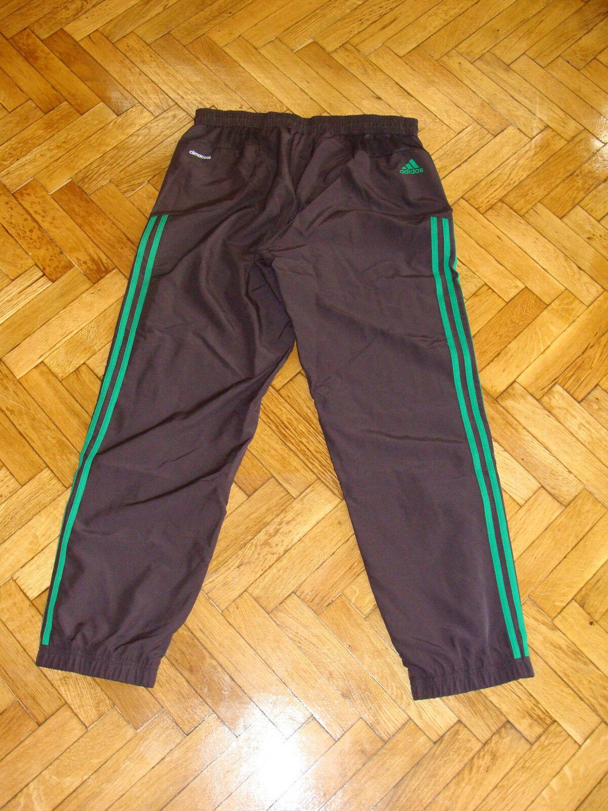 AC Milan Milano Calcio Tuta Italia Italia Italia Adidas Football Suit Champions League NUOVO | Ammenda Di Lavorazione  92990d