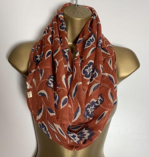 ss-4sc Seasalt pictural Bloom Masala Cercle Laine//soie mélangée foulard