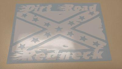 Window Toolbox Sticker #324 Redneck Stickers