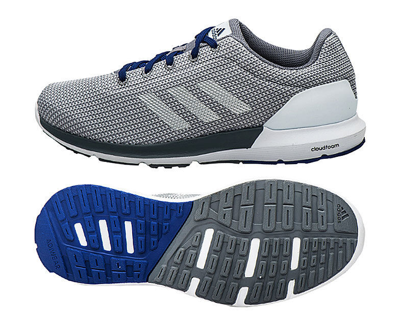 Adidas Cosmic Running Shoes AQ2186 Sneakers Runner Walking Sports Boots Gray Cheap and beautiful fashion