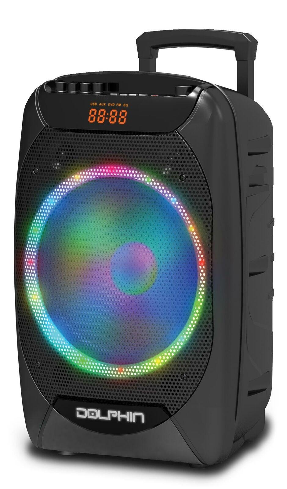 Dolphin SP-1550RBT 15  Portable Blautooth Speaker