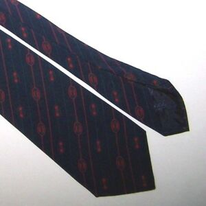 CRAVATTA-034-GUCCI-034-ACCESSORY-COLLECTION-VINTAGE-SILK-TIE-100-MADE-IN-ITALY
