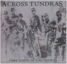 Across Tundras – Dark Songs Of The Prairie LP - 100 Clear w/ White Splatter