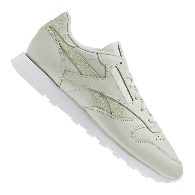 Zapatos promocionales para hombres y mujeres Reebok Cuero Clásico PS Pastel Zapatilla deportiva mujer