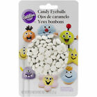 Wilton Candy Eyeballs Cookie Cake Cupcake Decorations