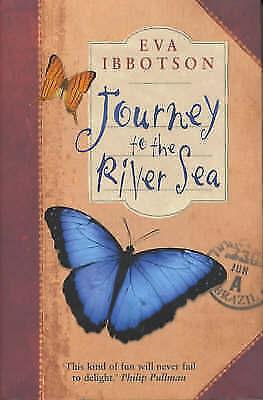 Journey to the River Sea by Eva Ibbotson (Hardback, 2001)
