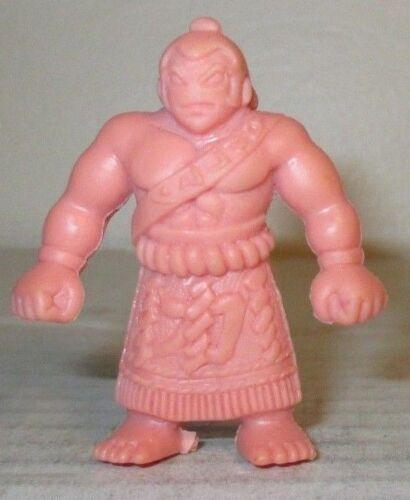"""Men Kinnikuman Flesh Color 2/"""" Rikishiman B Figure #108 Mattel 80/'s M.U.S.C.L.E"""