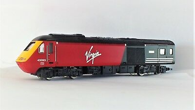 *mint* Hornby R2045 (p) Class 43 Hst Power Car (dummy) 43093 Lady In Red Virgin Rafforzare La Vita E I Sinews