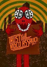 NEW DVD// TRUSTKILL VIDEO ASSAULT VOL 1 - 12 VIDEOS -