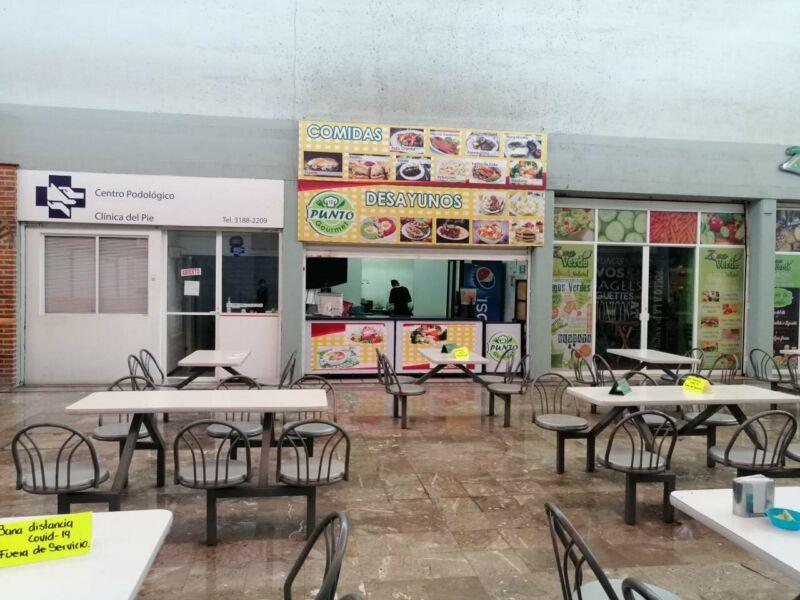 LOCAL COMERCIAL EN VENTA EN EL SUR DE GUADALAJARA PLAZA EL PALOMAR