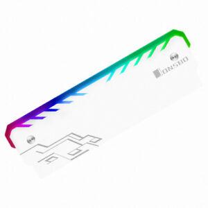 034-NEW-034-JONSBO-NC-1-WHITE-RGB-RAM-MEMORY-HEATSINK-Freeship-amp-Tracking