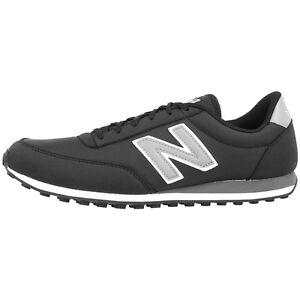 NEW Balance U 410 CC Scarpe Nero Grigio Sneaker u410cc Black Grey UL WL 420 576
