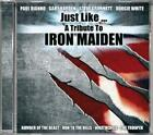 Just Like-Tribute To Iron Maiden von Various (Iron Maiden Tribute) (2010)