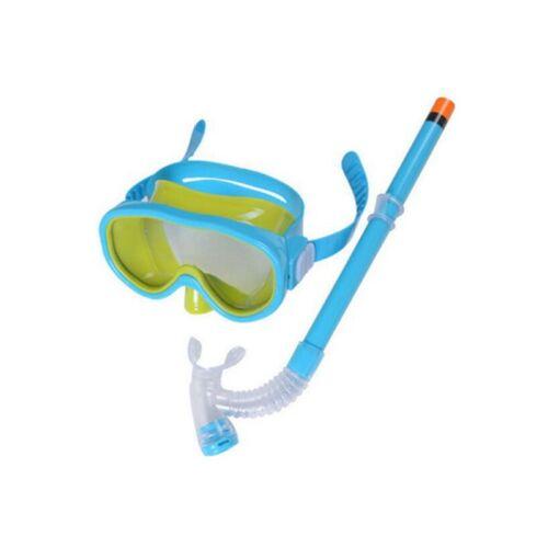 For Kids Diving Mask Breathing Tube Set Children Swimming Snorkel Goggle Glasses