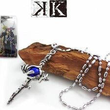 New Anime K Project The Sword of Damocles Necklace Pendant Cosplay Gift