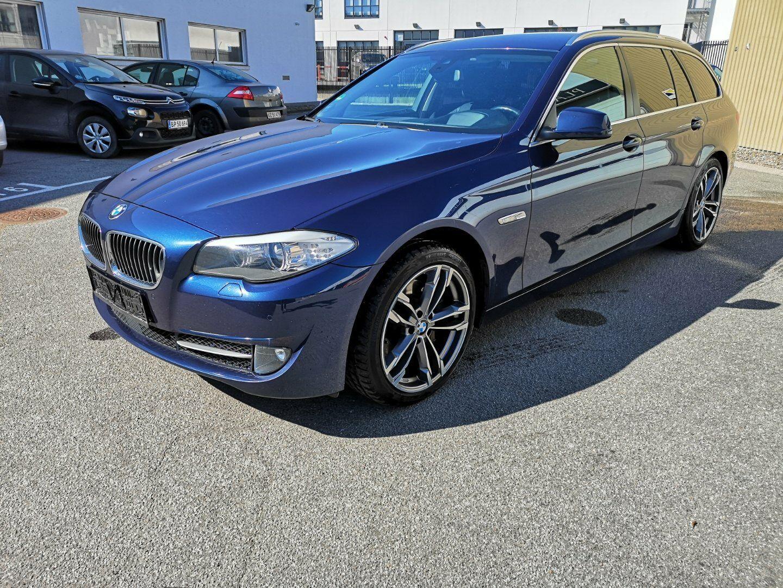 BMW 525d 2,0 Touring xDrive aut. 5d - 3.017 kr.