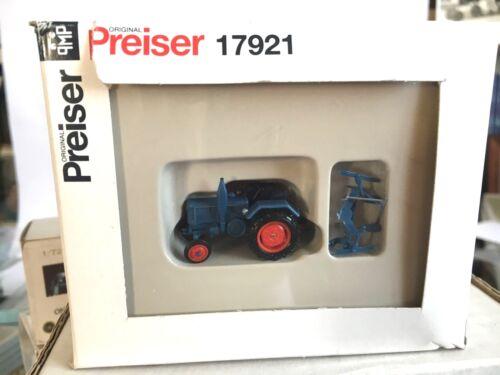 PREISER 17921 trattore LANZ D 2416 in 1//87
