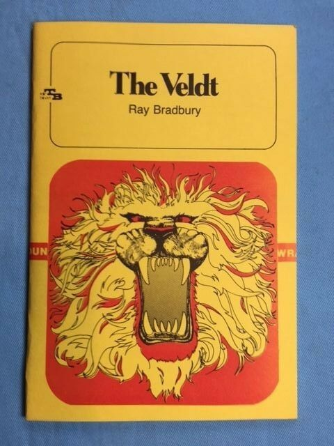 THE VELDT - FIRST SEPARATE EDITION SIGNED BY RAY BRADBURY