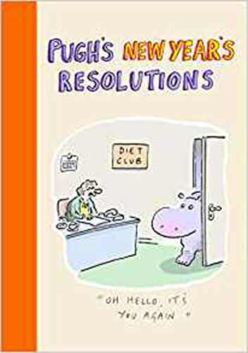 1 of 1 - Pugh'S New Year's Resolutions, New, Pugh, Jonathan Book