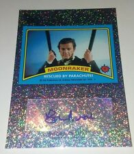 TOPPS 75TH ANNIVERSARY AUTO/AUTOGRAPH DIAMOND CARD 007 JAMES BOND  ROGER MOORE
