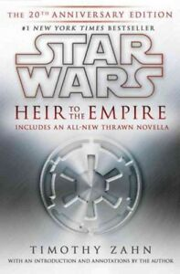 Star-Wars-Heir-to-the-Empire-Hardcover-by-Zahn-Timothy-Like-New-Used-Fre