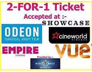 Jun 04, · *MORE* Free Cineplex 2 For 1 Movie Codes. Free Stuff *MORE* Free Cineplex 2 For 1 Movie Codes. Search this thread. Last Updated: Jun 4th, am; Tags: None. Search this thread. Apr 15th, am #1; bautisj [OP] Sr. Member Sep 3, posts 1 .