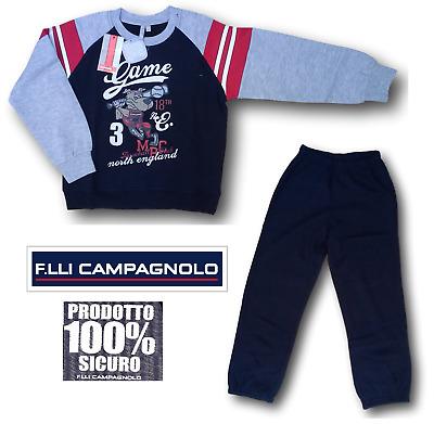 8Q12626 Pantalone. Tuta invernale per bambino dynamic Maglia CAMPAGNOLO