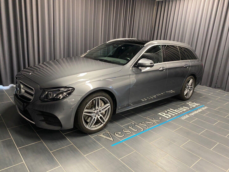 Mercedes E350 d 3,0 AMG Line stc. aut. 5d - 3.971 kr.